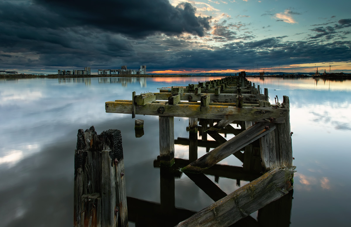 Leith Jetty