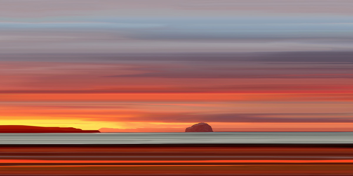 bass-rock-sunrise