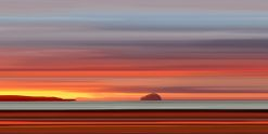 bass rock sunrise1